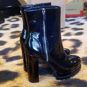 Shoes - Goth Booties
